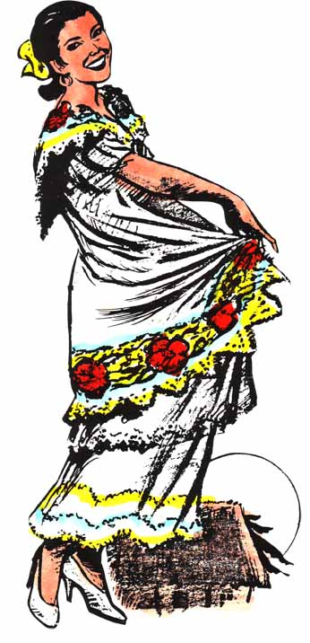 Danza Folclorica Mexicana